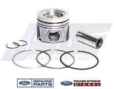 11-14 Ford 6.7 6.7L Powerstroke Diesel OEM Genuine Ford Standard Piston Kits (8)