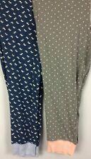 Sleep Legging Cotton Pajama PJ Pants Soft Comfy Cacique Lane Bryant New