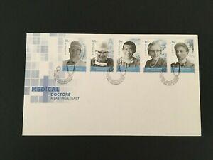 MAFD269) Australia 2012 Medical Doctors FDC