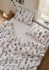 UO Urban Outfitters Georgina Stem Duvet Full/ Queen Floral French Country Boho