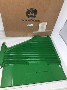 New Genuine OEM John Deere AL78876 Right Side Grille, 6200, 6300, 6400 Series
