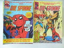 55 x Comic - Die Spinne / Spider-Man - Sammlung - Marvel Condor -Z.2