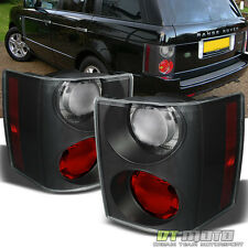Black 2006-2009 Land Rover Range Rover HSE/SC LED Tail Lights Brake Lamp Set L+R