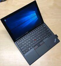 New Lenovo ThinkPad X1 Carbon i7-7Y75 16GB RAM 256GB SSD 2160x1440 WTY+ (TP1)