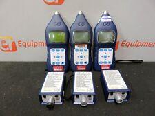 CEL Digital Sound Level Meter Survey Testing Noise Lot of 3