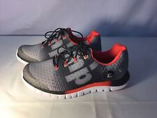 Men's Reebok The Pump Z Fusion Running Shoes Black/Gray/Red Size 9 $69.99