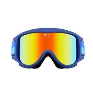 ROCKBROS Winter Snow Sport Goggles Adult Double-layer Anti-fog Ski Glasses