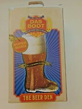 Das Boot Boot Beer Glass Extra Large 36Oz High Quality Clear Beer Mug