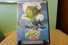 New ListingHow the Grinch Stole Christmas (Dvd, 2001, Full Frame) Nm Condition