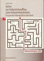 Sicher zur Industriekauffrau / zum Industriekaufmann. De...   Buch   Zustand gut