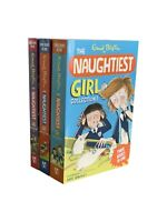 The Naughtiest Girl 3 Book 10 Story Collection By Enid Blyton