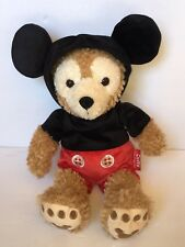 Disney Parks Duffy Plush Hidden Mickey Mouse Tan Brown In Mickey Mouse Costume
