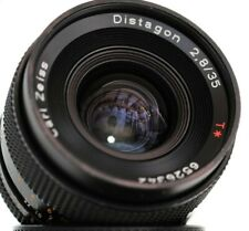 Carl Zeiss Distagon 35mm f2, 8-Contax-Yashica Mount lens MADE IN JAPAN