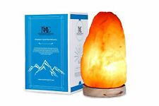 Himalayan Salt Lamp Crystal Pink Healing Ionizing Lamps Best Quality 7-10 KG