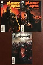 PLANET OF THE APES THE HUMAN WAR #1,2,3~COMPLETE SET/STORY~MOVIE VARIANT SET~