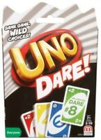 Mattel Games - UNO: Dare! [New ] Card Game