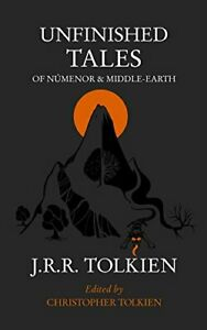 Unfinished Tales by Tolkien, J. R. R. Paperback Book The Fast Free Shipping