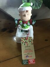 2015 Hallmark Gang Christmas Light Show Linus Wireless  Band Member NWT
