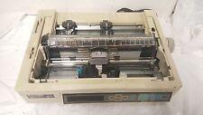 Panasonic 3000 LE Series Quiet KX-P3124 Dot Matrix Printer - Missing parts