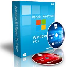 Fix Restore Install Windows 8.1 Professional DVD + Drivers + ISO Download 32 Bit