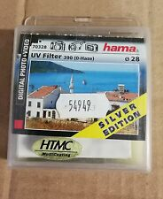 Hama UV Filter UV-390 (O-Haze) - filtre - filtre ultraviolet - 28 mm