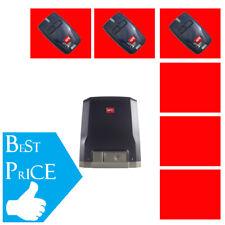 BFT KIT CANCELLO SCORREVOLE DEIMOS BT A400 P925222 00002 +3 TELECOMANDI 2 CH