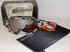Oakley Proven MX Goggle TLD Signature Medusa black iridium rare collector spec.