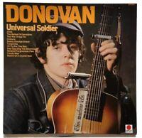 "DONOVAN  ⚠️Mint⚠️ 1965/83-12""Vinyl/Universal Soldier/ SPR 8514"