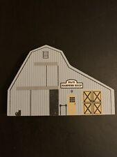 Tge Cats Meow/ 1991 Ohio Amish Series- Eli's Harness Shop