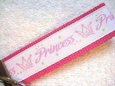 PRINCESS CROWN Key Fobs (really cute keychains)