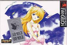 Neon Genesis Evangelion carta OVP cómic anime manga japón Eva