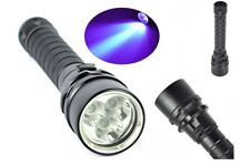 UV Taschenlampe Ufi Pro WF-701 Hammer 10 Watt UV LED Schwarzlicht Geocaching