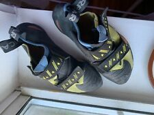 Scarpa Booster S Rock Climbing Shoes Size 41