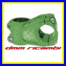 Wag attacco Manubrio A-head 50mm 10 gradi anodizzato Verde