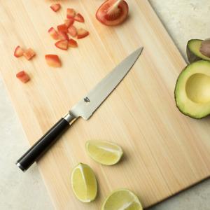 Shun Classic Tomato Knife 15cm new in gift box RRP$280