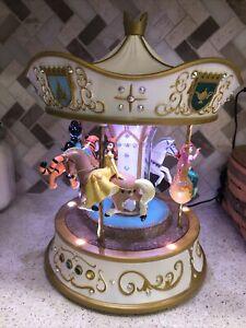 2021 New Hallmark Limited Dreams Go Round Carousel Disney Princesses NIB RARE
