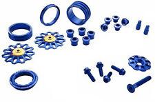 Token tuningset azul Shimano 12 dientes div. piezas de tuning ceramic desviador roles