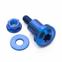 Blue Titanium Mounting Screw for Brembo Brake 19RCS Master Cylinder Reservoir