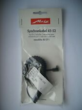 METZ 45-52 COILED CABLE.