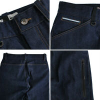 NIKE SPORTSWEAR NSW RAW RIGID INDIGO SELVEDGE DENIM CHINOS JEANS PANTS : $220+