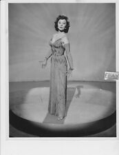 Susan Hayward busty VINTAGE Photo With A Song In My Heart