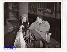 Lana Turner Director Gottfried Reinhardt VINTAGE Photo Betrayed