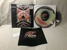 Kurt Stenzel Jodorowsky's Dune 2LP Cinewax CINE 806 NM/NM Cosmic Swirl #0377