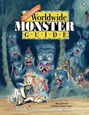 The Essential Worldwide Monster Guide by Linda Ashman (2010, Picture Book)