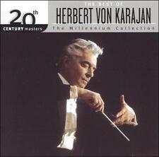 Herbert von Karajan - The Best of DG Deutsche Grammophon (USA)) CD NEW SEALED
