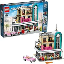 Brand New LEGO 10260 Creator Expert Downtown Diner