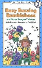 Busy Buzzing Bumblebees and Other Tongue Twisters I Can Read Book 1