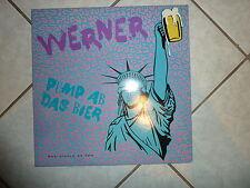 Maxisingle Pump Ab Das Bier von Werner