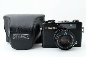 【Near Mint】YASHICA Electro 35 GX 35mm Film Camera 40mm f/1.7 from JAPAN 738609