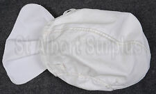 CANADIAN HELMET CADPAT COVER - WINTER WHITE CG634 - LARGE -GRADE B- 45ME